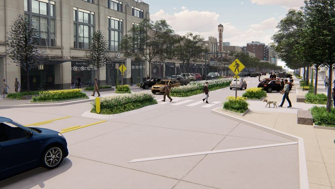 The long-needed and awaited reconstruction of Old Woodward Ave., in downtown Birmingham is set to begin the last two weeks of March.