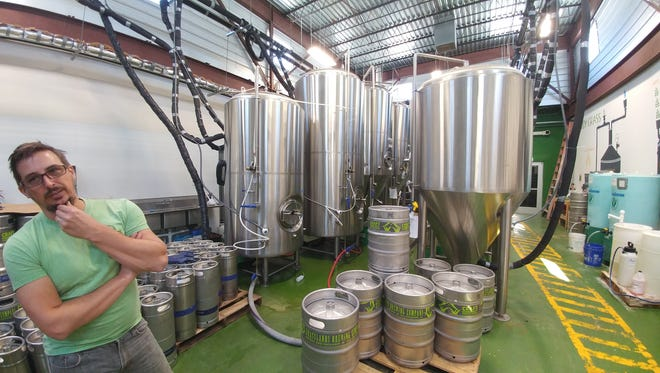 GrassLands owner Gabe Grass talks about the exciting things that are coming up for his Tallahassee craft brewery.