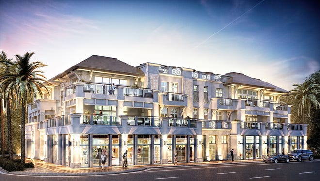 Due to be completed in September, residences at 875 Sixth are pre-completion priced starting at $2.075 million.