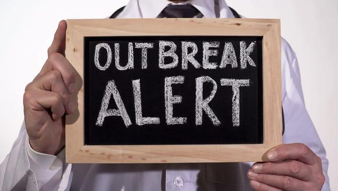 Louisville is experiencing a hepatitis A outbreak.