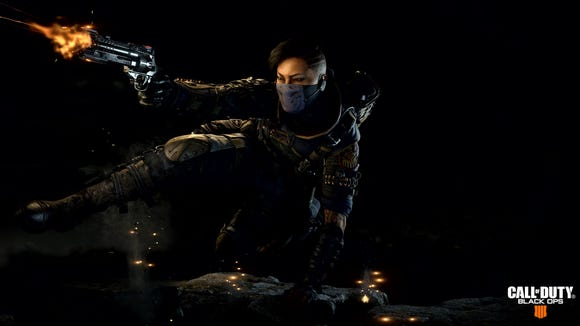 Call Of Duty Black Ops 4 Plans Its Assault On Battle Royale Genre