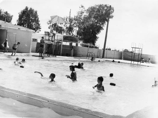 Gilbert Park pool