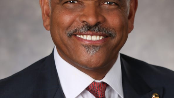 Arnold Donald, president and chief executive officer