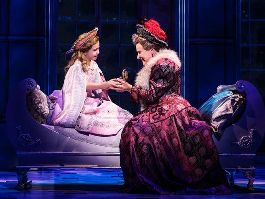 """The musical """"Anastasia"""" is based somewhat on truth"""