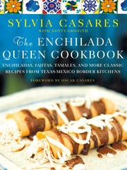 The Enchilada Queen Cookbook has just about every Mexican