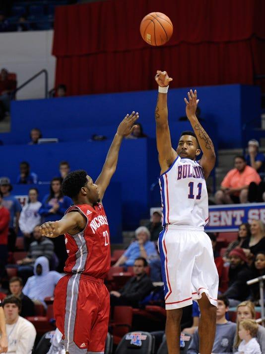 Bulldog Basketball vs Nicholls State