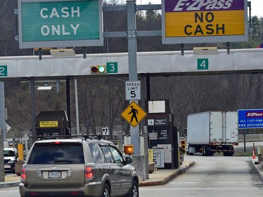 The Fort Littleton interchange at mile marker 180 reopened,