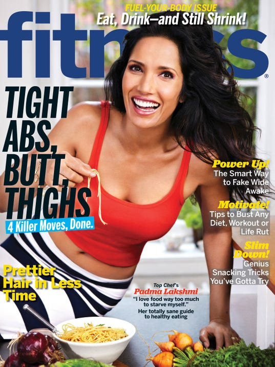 Fitness cover 2013