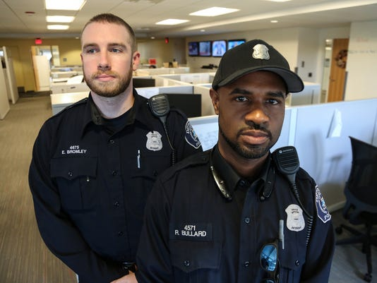 Facial hair wins! Detroit police officers can now grow beards