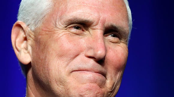 Vice President Mike Pence turned 58 Wednesday, June 7, 2017.