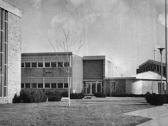 Port Huron Central High School opened in 1971 with 800 students when district enrollment was at its peak.