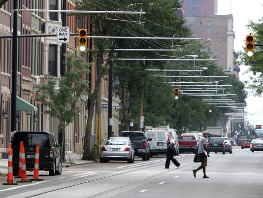 STREETCAR WIRES 1