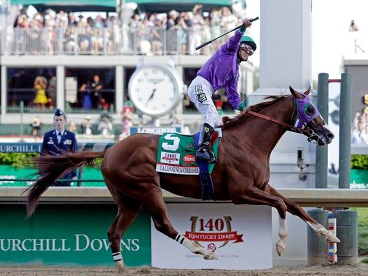 -Kentucky Derby Horse Racing.JPEG-0a67c.jpg_20140503.jpg
