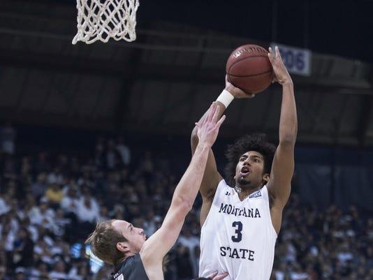 Montana State Montana HOME basketball