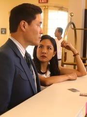 In the Season 2 premiere of 'Fresh Off the Boat,'
