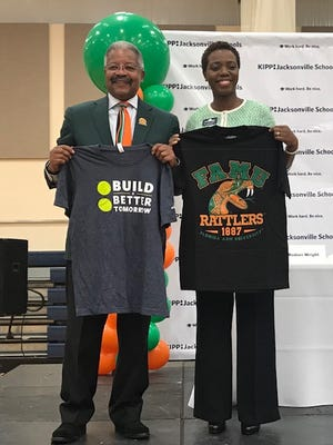 Florida A&M University partnered with Jacksonville's KIPP charter school network to increase college completion rates and develop a college prep pipeline.
