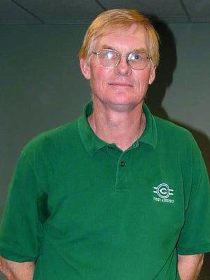 FACS coach Phillip Spain