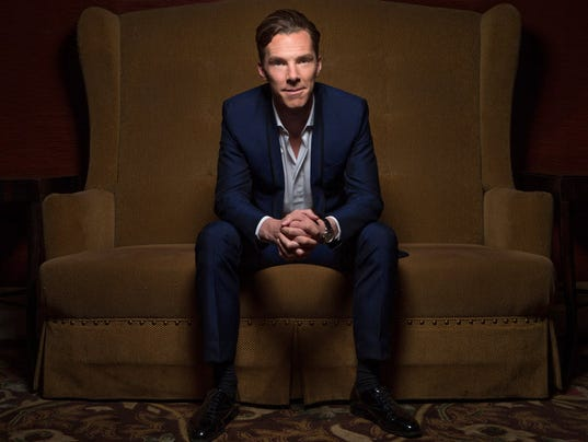 Benedict Cumberbatch's very big year Benedict Cumberbatch Tv