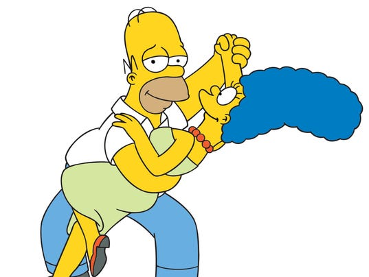Homer marge simpson to separate in new season - Marge simpson nud ...