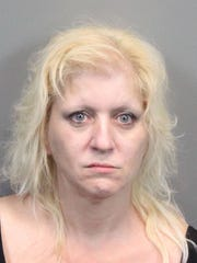 Crystall Wagner, 39, was booked Oct. 16, 2015 into