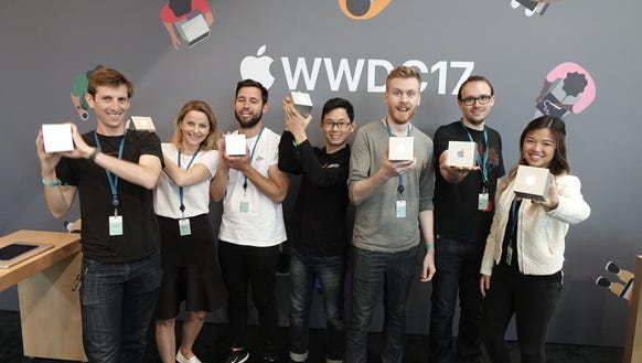 Apple Design Award winners include the creators of