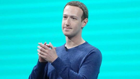 Facebook CEO Mark Zuckerberg welcomes app developers