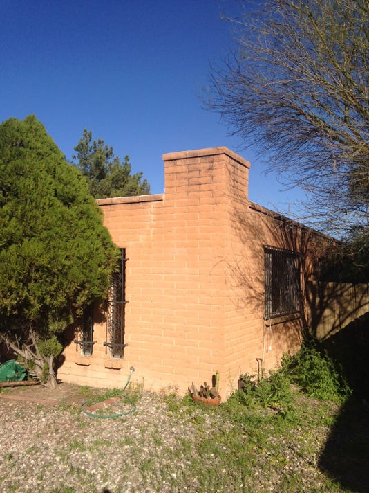 Tucson teenager rescued from chimney