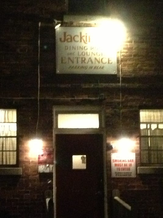 This is Jackie B's .. my kind of place.