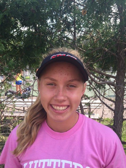 Emily Luetschwager SPASH tennis
