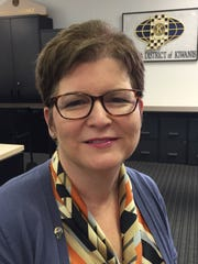Kris Bowers is the district governor for Indiana Kiwanis.