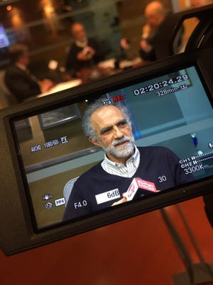 UVM Economist Art Woolf joins the Free Press Editorial Board at The Table Thursday.