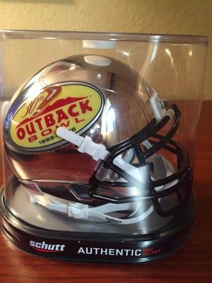 Outback Bowl helmet