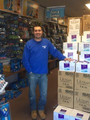 Mike Craig bought Discount Pools & Supplies from the previous owners two years ago at age 24. The Camden Catholic grad has worked there since he was a high school freshman.