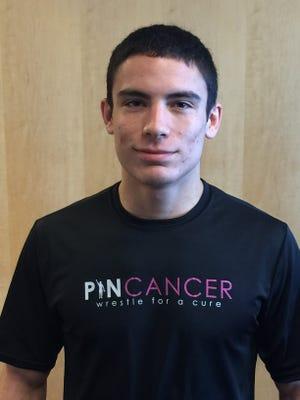 Windsor wrestler Matteo Ambriz is the Coloradoan's Male Athlete of the Week.