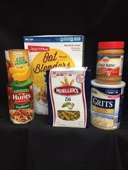 First Impression SC Inc. would use the grant funds, in part, to stock shelves for its new community cupboard.