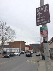 Main Street in the City of Beacon could have parking