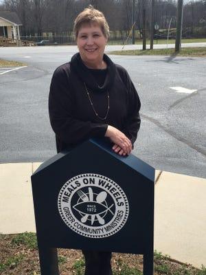 Karen Roughton has joined Greer Community Ministries as Meals on Wheels coordinator.