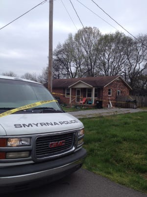Smyrna Police investigate after a body was found at a Branch Trail home in Smyrna Friday morning.