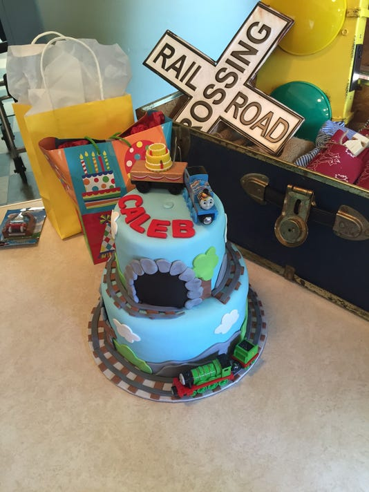 Perfect Parties Train Birthday Bash Is On The Right Track