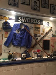 Privately-owned items once on display at the Cincinnati Gardens will soon be heading to the auction block.