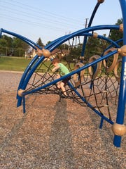 From climbing structures to hiking trails, local parks and playgrounds offer hours of active fun.