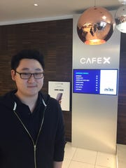 Cafe X Technologies CEO Henry Hu