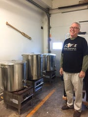 Chris Mattern was a long-time homebrewer. After a skiing accident, he decided to  pursue it as a career.