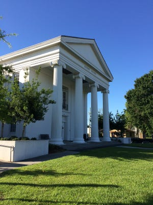 16th Judicial District Court in St. Martinville