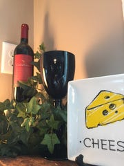 The Farmhouse is a BYOB but also offers Coda Rossa wines. The vineyard is in Franklinville.