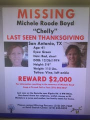 Joe Roode made this missing person flier to find his