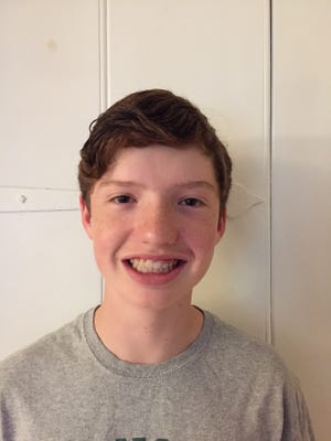 Henry Demarest, an eighth grader at Irvington Middle School, qualified for the 2017 national You Be The Chemist challenge.