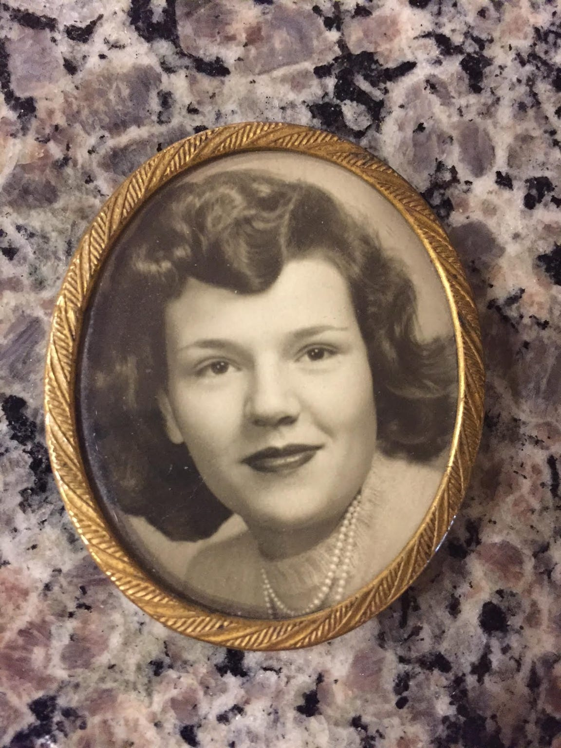 Pamela Lazarus in an undated family photo.