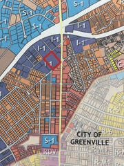 "Greenville County has identified a ""Poinsett District"""