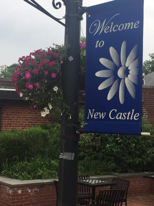 New Castle banner